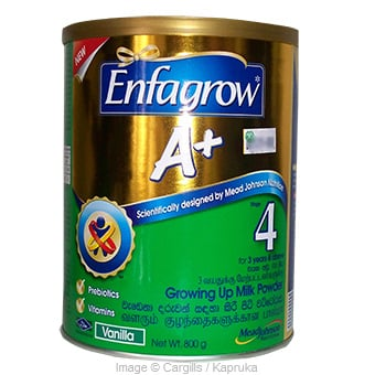 ENFAGROW A+4 - 800GR at Kapruka Online for Foodcity