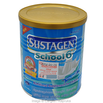 SUATAGEN SCHOOL VANILL 6+ - 400GR at Kapruka Online for Foodcity