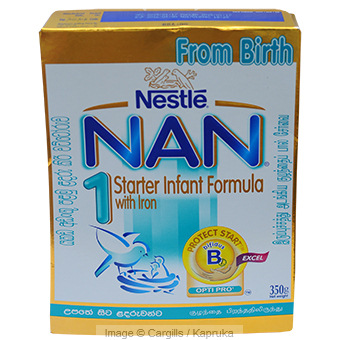 NAN 1 STARTER IN FORMULA - 350GR at Kapruka Online for Foodcity