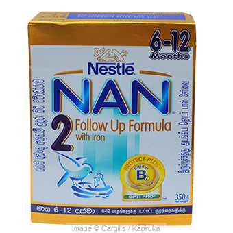 NAN 2 FOLLOW UP FORMULA - 350GR at Kapruka Online for Foodcity