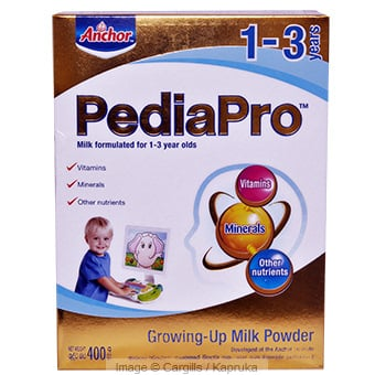 ANCHOR PEDIA PRO 1-2 YEARS - 400 GR at Kapruka Online for Foodcity