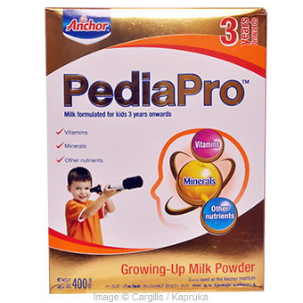 ANCHOR PEDIA PRO 3YRS ONW - 400 GR at Kapruka Online for Foodcity