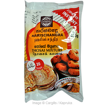 HARISCHANDRA THOSAI MIX - 400 GR at Kapruka Online for Foodcity