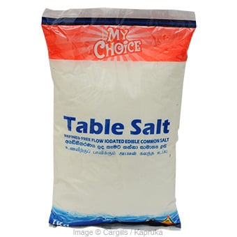 CARGILLS TABLE SALT - 1 KG at Kapruka Online for Foodcity