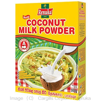 RENUKA COCONUT MILK POWDER - 300 GR at Kapruka Online for Foodcity