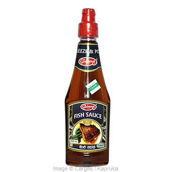 EDINBOROUGH FISH SAUCE - 350 ML at Kapruka Online for Foodcity