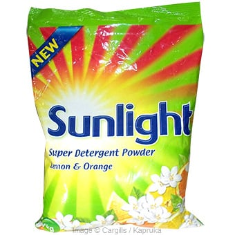 SUNLIGHT DET GREEN W/P - 1KG at Kapruka Online for Foodcity