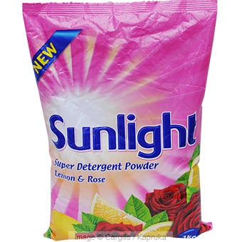 SUNLIGHT LEMON&ROSE DETERGENT - 1KG at Kapruka Online for Foodcity