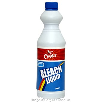 MY CHOICE LIQUID BLEACH - 500ML at Kapruka Online for Foodcity