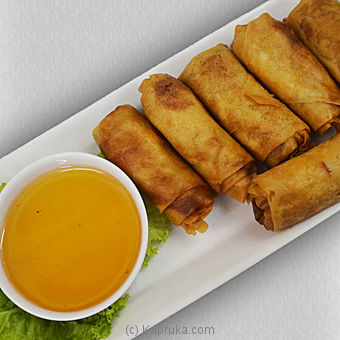 Chicken spring Roll at Kapruka Online for specialGifts