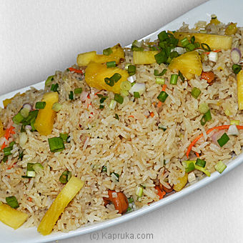 Pineapple Fried Rice at Kapruka Online for specialGifts