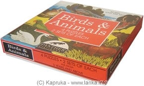 Birds in Animal Puzzles at Kapruka Online for specialGifts