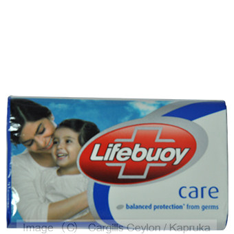 LIFEBUOY CARE WHITE SOAP - 100GR at Kapruka Online for Foodcity