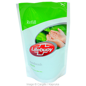 LIFEBUOY H/WASH NATURE POU - 180ML at Kapruka Online for Foodcity