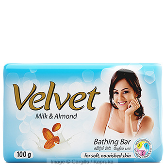 VELVET MILK SOAP - 100GR at Kapruka Online for Foodcity