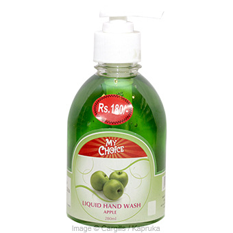 MY CHOICE L.HANDWASH APP - 280ML at Kapruka Online for Foodcity