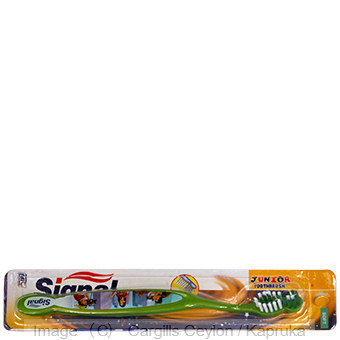 SIGNAL TOOTH BRUSH JUNIOR - 1 S at Kapruka Online for Foodcity