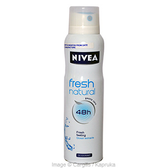 NIVEA DEO SPR FRESH WOMEN - 150ML at Kapruka Online for Foodcity