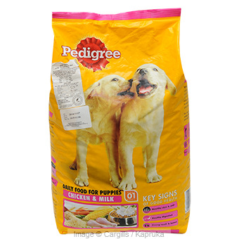 PEDIGRE PUPPY CHICKEN MILK - 3KG at Kapruka Online for Foodcity