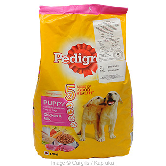 PEDIGREE PUPPY CH & MILK - 1.2KG at Kapruka Online for Foodcity
