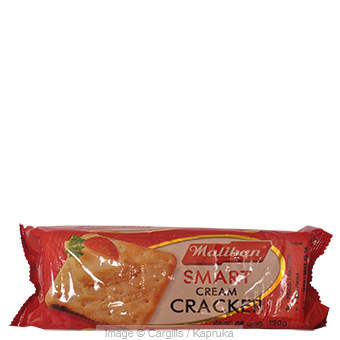 MALIBAN SMART CREAM CRACKER - 190 GR at Kapruka Online for Foodcity