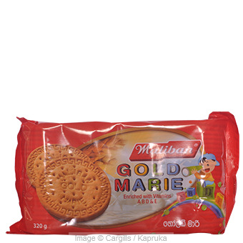 MALIBAN GOLD MARIE - 320 GR at Kapruka Online for Foodcity