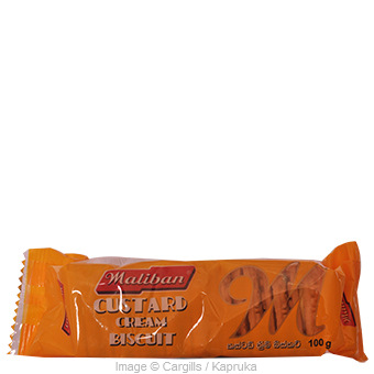 MALIBAN CUSTARD CREAM - 100 GR at Kapruka Online for Foodcity
