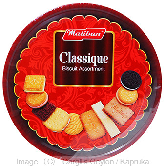 MALIBAN ASSORTMENT BISCUI - 500 GR at Kapruka Online for Foodcity