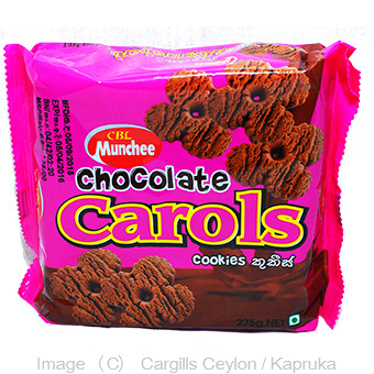 MUNCHEE CHOCOLATE CAROLS - 275GR at Kapruka Online for Foodcity