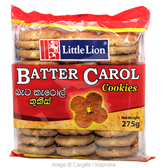 LITTLE LION BATTER CAROLS - 275 GR at Kapruka Online for Foodcity