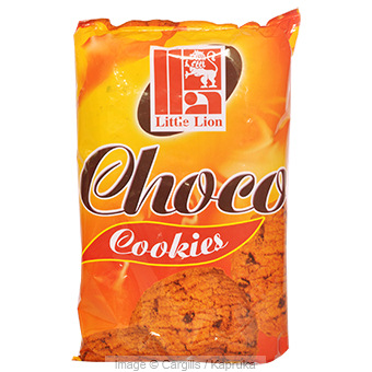 LITTLE LION CHOCO COOKIES - 375GR at Kapruka Online for Foodcity