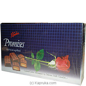 Kandos Promises - Surrounded by Milk Chocolate box - 200g By KANDOS at Kapruka Online forspecialGifts