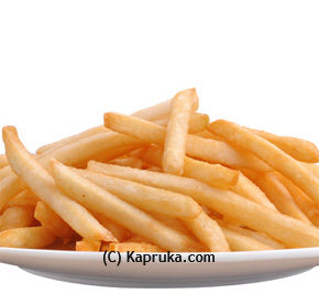 French Fries- Regular at Kapruka Online for specialGifts