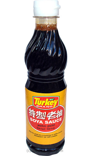 Turkey Soya Sauce Bottle - 325ml at Kapruka Online for specialGifts
