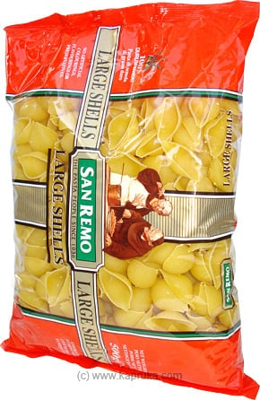Pack of Sanremo Pasta  pkt- 500g at Kapruka Online for specialGifts