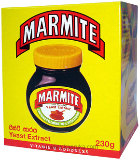 Bottle of Marmite - 230 grm at Kapruka Online for specialGifts
