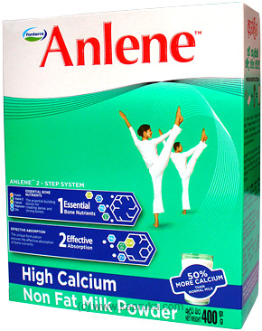 Anlene Milk Powder - 400g at Kapruka Online for specialGifts