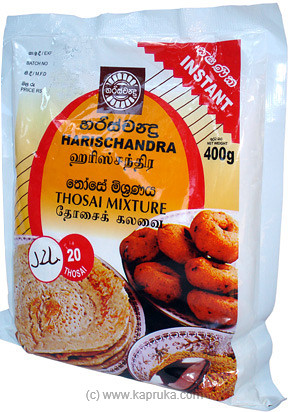 Harischandra Instant Thosai Mixture pkt - 400g at Kapruka Online for specialGifts
