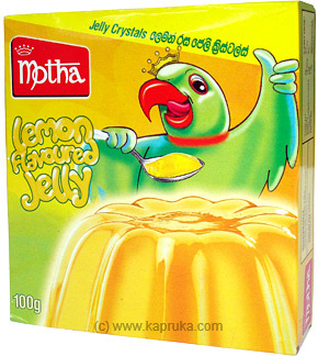 Motha Lemon Jelly pkt - 100g at Kapruka Online for specialGifts
