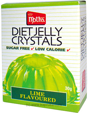 Motha Lime Diet Jelly Crystal  pkt - 30g at Kapruka Online for specialGifts