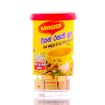Maggi Chicken Soup Tin - 80g at Kapruka Online for specialGifts