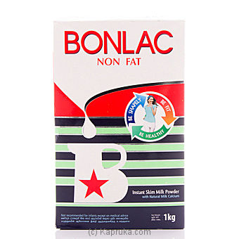 Bonlac Non Fat Skim Milk Powder - 1kg at Kapruka Online for specialGifts