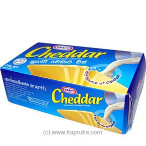Kraft Cheddar Cheese box - 250gat Kapruka Online forspecialGifts
