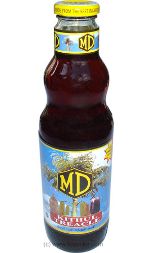 Bottle of MD Kithul Treacle - 750ml at Kapruka Online for specialGifts