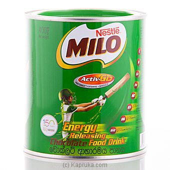 Milo Tin  400 g at Kapruka Online for specialGifts