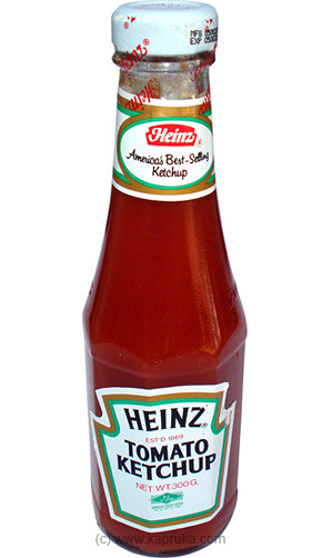 Heinz Tomato Ketchup 300g at Kapruka Online for specialGifts