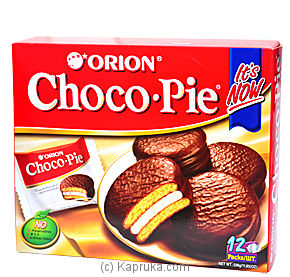 Orion  Choco Pie - 336g at Kapruka Online for specialGifts