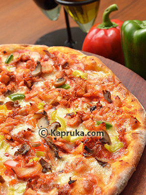 Pizza Tikka 12` at Kapruka Online for specialGifts