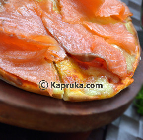 Pizza Salmone Affumicato 9` at Kapruka Online for specialGifts