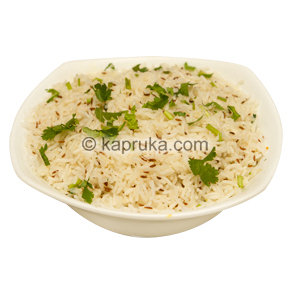Jeera Wale Chawal at Kapruka Online for specialGifts